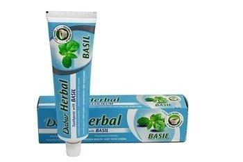 Bazyliowa pasta do zębów Dabur
