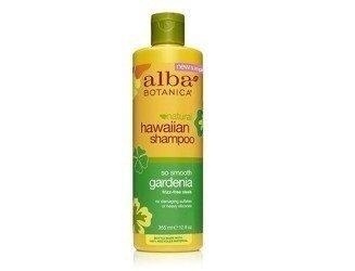 Hawajski szampon - Jedwabista Gardenia
