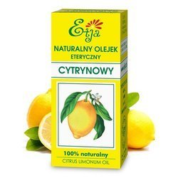 Naturalny olejek eteryczny: CYTRYNOWY