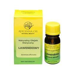 Naturalny olejek eteryczny: LAWENDOWY