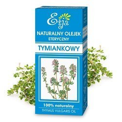 Naturalny olejek eteryczny: TYMIANKOWY