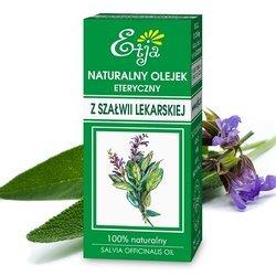 Naturalny olejek eteryczny z szałwii lekarskiej