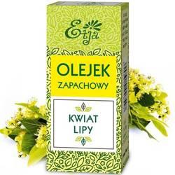 Olejek kwiat lipy niweluje brzydki zapach