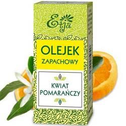 Olejek kwiat pomarańczy niweluje brzydki zapach