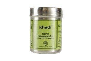 Szampon peeling do włosów Khadi