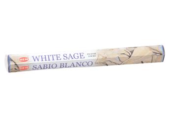 WHITE SAGE / SABIO BLANCO / BIAŁA SZAŁWIA