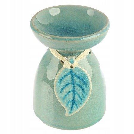 Ceramiczny Kominek zapachowy - Tropikalny/zielony