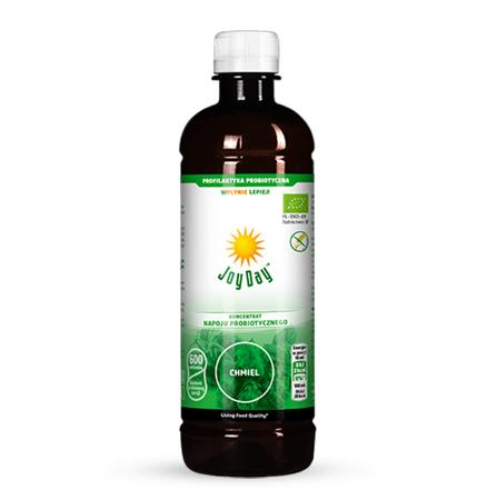 Eko koncent. napoju probiotycznego-Chmiel 500 ml