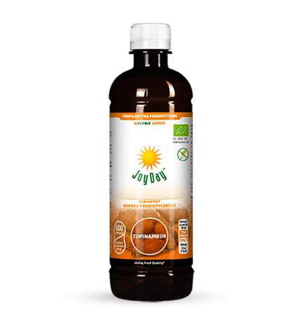 Eko koncent.napoju probiotycznego-Topinambur 500ml
