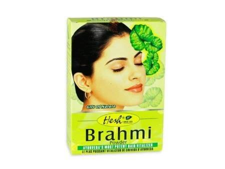 Hesh maska do włosów Brahmi