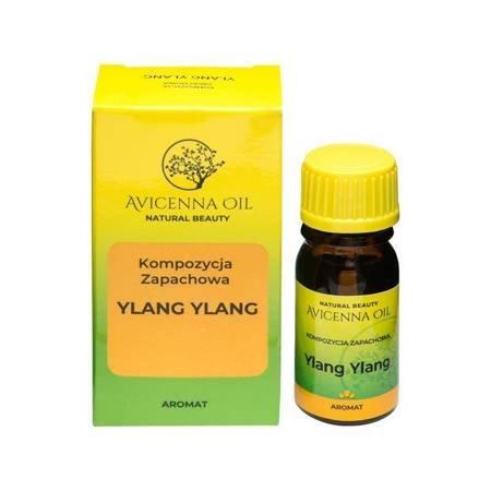 Kompozycja zapachowa: YLANG YLANG