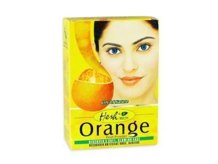 Maseczka ze skórki pomarańczy Hesh
