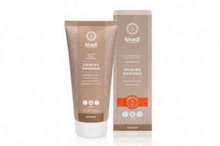 Nabłyszczający szampon do włosów Khadi – Shikakai