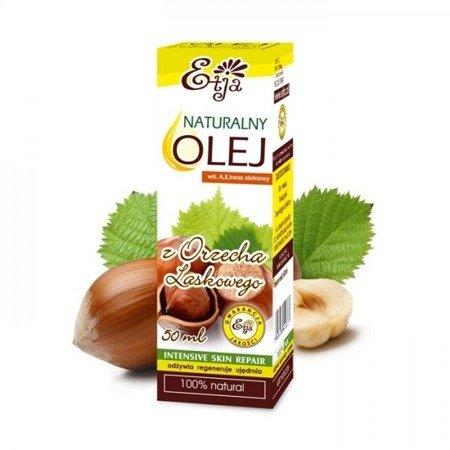 Olej: z ORZECHA LASKOWEGO