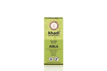 Olejek Amla do włosów Khadi 10 ml