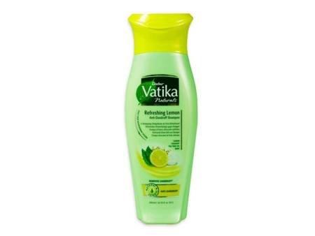 Przeciwłupieżowy szampon z cytryną Dabur Vatika