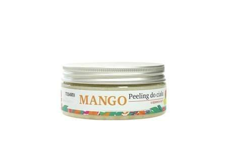 Ujędrniający peeling do ciała Mohani Wild Garden - mango